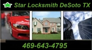 Locksmith DeSoto TX